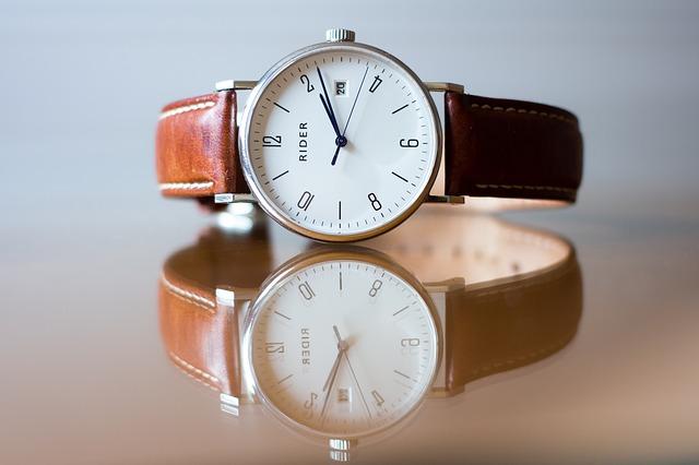 腕時計のプレゼント