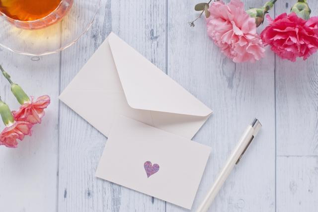 一年記念日の手紙に書くべき内容