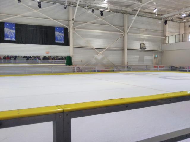 関東のデートで利用できるアイススケート場