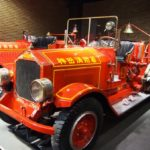 四ツ谷駅前の消防博物館